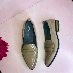 Dr. Scholl Tan Casual Classic Loafers